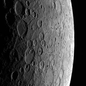 Mercury up close