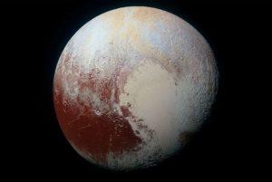 Pluto taken on 2015