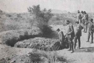 Hoba West Meteorite, Nambia