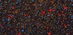 Omega Centauri star cluster